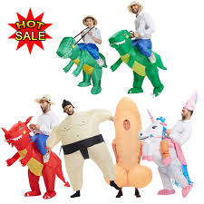 Unicorn Costume Aliexpress Com Buy 2017 New Halloween Costumes Inflatable