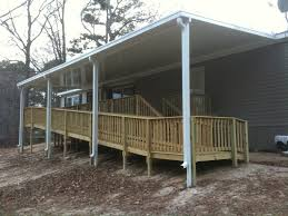 metal roof for mobile home porch