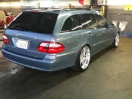 mercedes station wagon 2004 e320 wagon