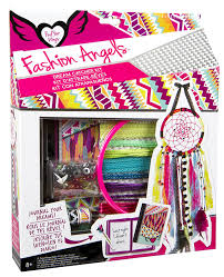 amazon com fashion angels dream catcher and journal kit toys u0026 games