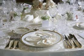 wedding plate settings 44 terrific table setting ideas for dinner holidays 2018