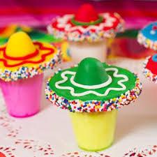 cupcake margaritas idea mexican fiesta dessert ideas cinco de