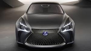 flow lexus jobs gas is for poors the lexus lf fc concept is a hydrogen luxury sedan