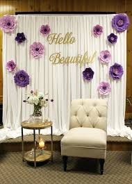 tulle backdrop teardrop wedding decorations best bridal shower backdrop ideas on