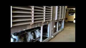 for sale carrier 210 ton air cooled chiller model 30gt 210 l 610sd