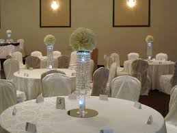 centerpieces for weddings crystal centerpieces at weddings set