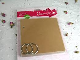 chipboard albums papermania chipboard albums scrapbook album elliemagpie