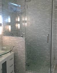 non glass shower doors frameless glass shower doors