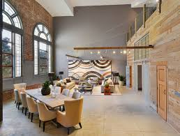 Creative Loft Historic San Francisco Church Creatively Reborn As Loft Apartments