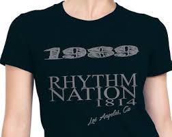 Janet Jackson Rhythm Nation Halloween Costume Janet Jackson Etsy