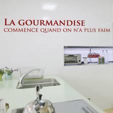 cuisine et gourmandise stickers cuisine gourmande achetez en ligne