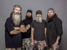 duck dynasty hair cut duck dynasty reality show is fake business insider