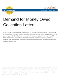 best photos of sample demand letter for money sample eviction