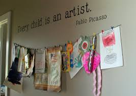 how to display kids art 70 with how to display kids art home