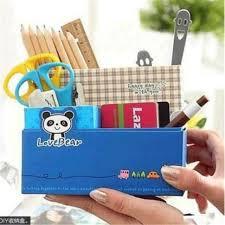 Dstockage Papeterie Cb120 Nouvelle Doux Bureau Papeterie Cosmétique Panda