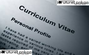 curriculum vitae layout 2013 nissan curriculum vitae and cover letters for srilanka find your future