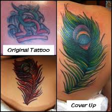 tattoo nightmares peacock cover up 55 best cover up tattoo images on pinterest tattoo covering nice