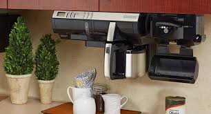 under cabinet coffee maker rv 7 best rv coffee maker reviews stay awake on the road live once