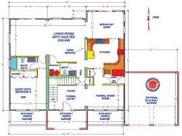 2 story floor plans with basement u2014 new basement and tile