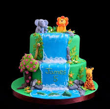 jungle cake immaculate confections