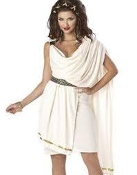 Greek Halloween Costume Halloween Womens Costumes Greek Roman Goddess White Toga