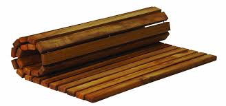 Wooden Shower Stool A Teak Bath Mat Is A Functional And Beautiful Choice For Any