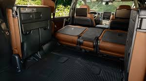 toyota sequoia seating capacity 2016 toyota sequoia vs 2016 toyota land cruiser
