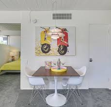 Tulip Table And Chairs The Sandbox Discover The Ideal Mid Centur Vrbo