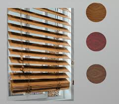 Wood Grain Blinds China 2
