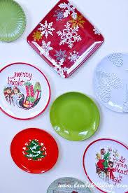 christmas plate christmas plate wall