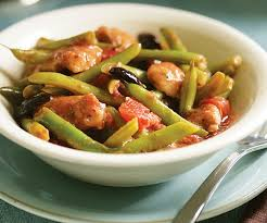 italian olives braised italian chicken with green beans tomatoes olives