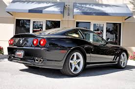 ferrari dealership near me 1998 ferrari 550 maranello stock 5915 for sale near lake park