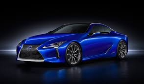 lindsay lexus of alexandria is lexus lc reveal at the 2016 new york international auto show