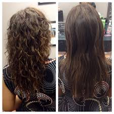perms for fine hair before and after loose curl perm long hair popular long hairstyle idea