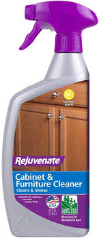 how to clean wood cabinet rejuvenate cabinet furniture cleaner ph neutral streak and residue free cleans restores protects