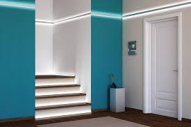 led treppe flur und treppen die passende leuchte schützt vor unfällen