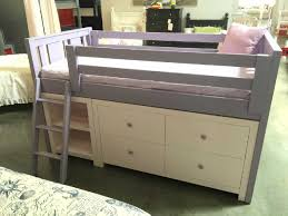 Milano Junior Loft Bed Kids Furniture In Los Angeles - Milano bunk bed