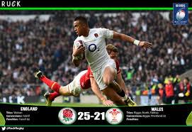 england 25 21 wales eddie jones u0027 men survive a late fightback