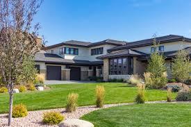 prairie style house pine creek prairie style home u2013 conforti architects