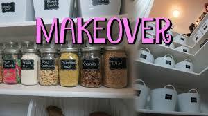 pantry makeover 1 items diy organization ideas youtube