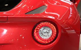 Ferrari F12 Back - 2013 ferrari f12 berlinetta first look automobile magazine