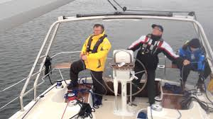 marlow hunter 37 test sail youtube