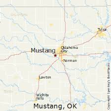 at the mustang ok best places to live in mustang oklahoma