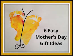 s day gift ideas from baby 6 easy s day gift ideas singdanceplaylearn