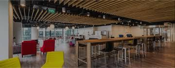 office interior design in singapore award winning sennex