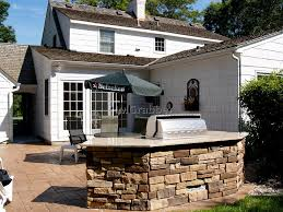 How To Design An Outdoor Kitchen How To Build An Outdoor Kitchen With Metal Studs 1 Gallery Image
