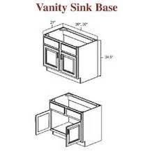 Standard Height Of Bathroom Vanity by Bathroom Vanity Base Cabinet Dimensions Standard Tsc