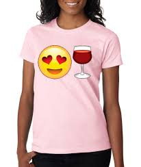drink emoji new way 345 women u0027s t shirt emoji smiley face heart eyes love