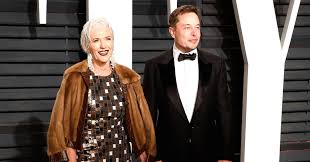elon musk family how elon musk s mother maye raised a family of successful