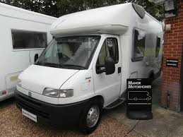 used 2001 fiat ducato knaus suntraveller for sale in fordingbridge